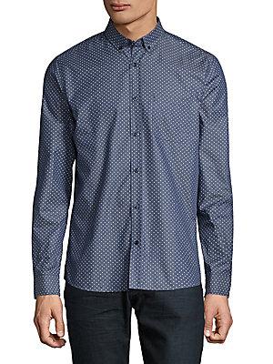 Emingway Slim-Fit Shirt