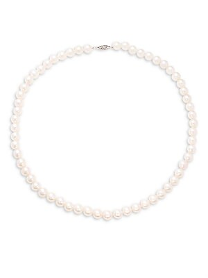 7x7.5MM Pearl Necklace