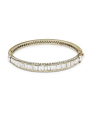 Crystal Holiday Baguette Bracelet