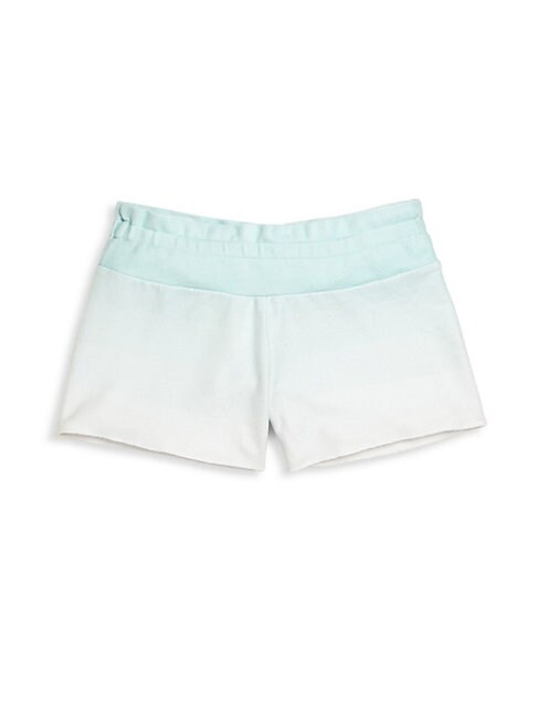 Little Girl's Cotton Shorts