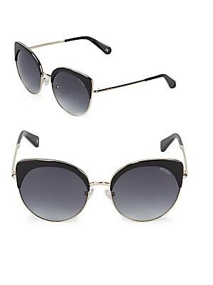 927eadb8028 Balmain - 55MM Cat Eye Sunglasses - saksoff5th.com
