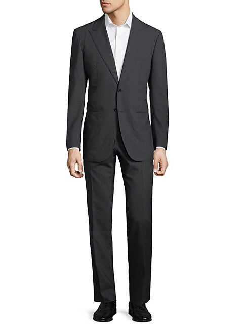 ABLA | Wool Suit | Goxip
