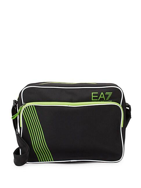 EA7 Duffle Nero Bag