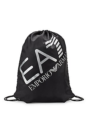 Drawstring Duffle Bag