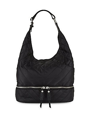 548b1f7665 Valentino by Mario Valentino - Penny Perforated Leather Shoulder Bag ...