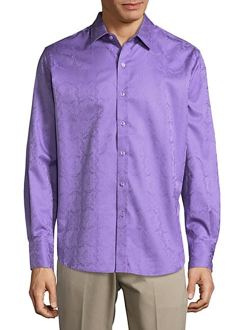 Aldersgate Cotton Button-Down Shirt