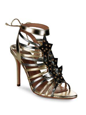 Aperlai Velukid Stiletto Heels