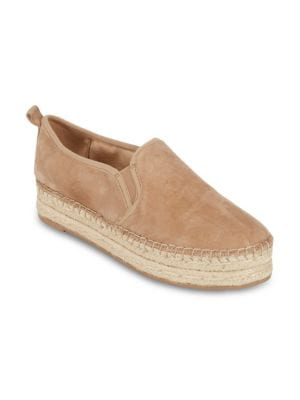 Sam Edelman Shoes Carrin Suede Espadrilles