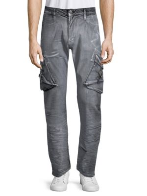 Robin's Jean  Predator Decal Jeans