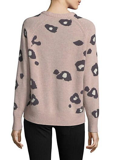 f6cafa0f9cd1 Skull Cashmere Patterned Cashmere Sweater; Skull Cashmere Patterned Cashmere  Sweater