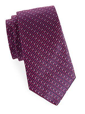Neat Dash Silk Tie