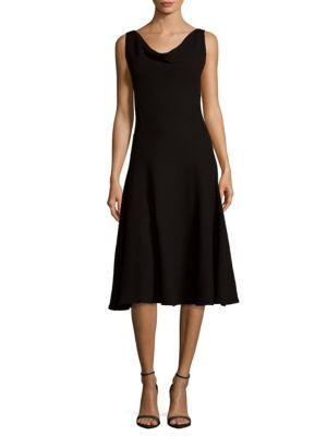 Derek Lam  Cowlneck Dress