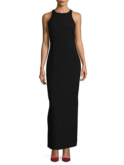BELLE BADGLEY MISCHKA | Selene Sleeveless Dress | Goxip
