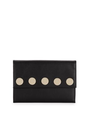 French Connection  Studded Continental Wallet
