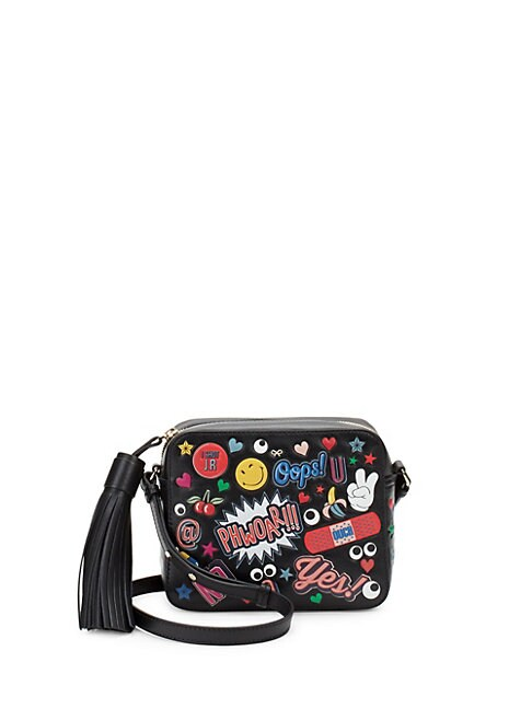 Patches Crossbody