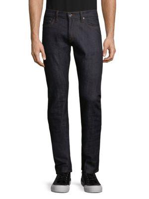 BALDWIN Slim-Fit Jeans in Verdant