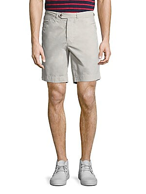 Cotton Deck Shorts