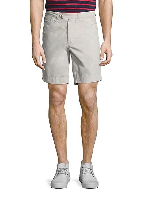 Cotton Deck Shorts