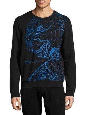 Viktor & Rolf Tiger Patterned Sweatshirt
