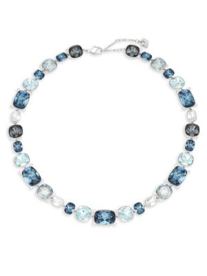 Swarovski  Swarovski Crystal and Stainless Steel Necklace