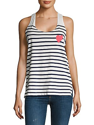 Maritime Striped Tank Top