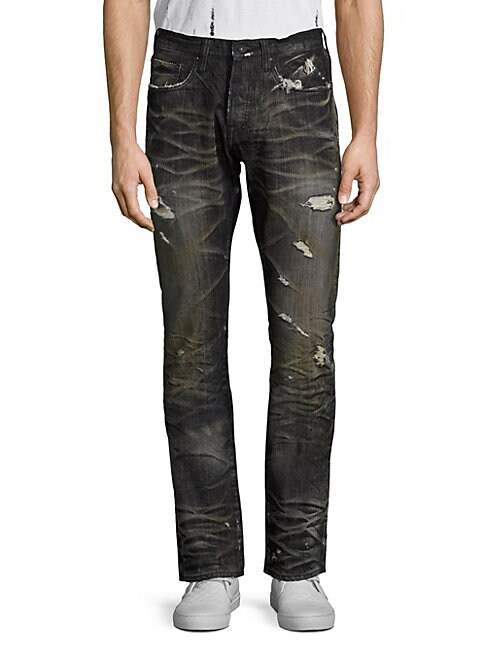 Agreement Demon Distressed Jeans