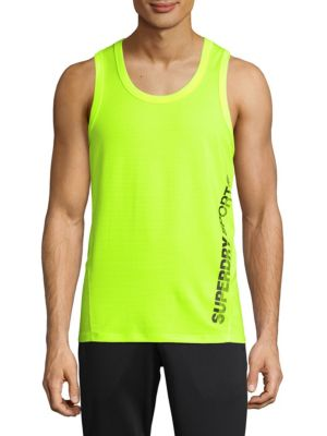 Superdry  Active Relaxed Tank Top