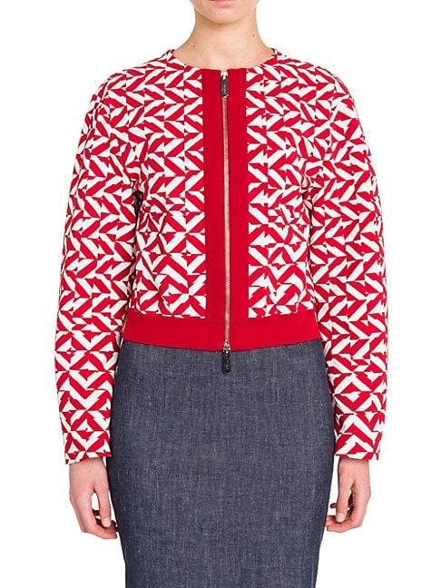 Long Sleeve Jersey Jacket