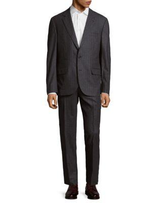 Brunello Cucinelli  Striped Suit