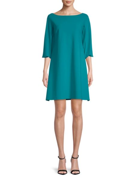Boatneck Dress by Chiara Boni La Petite Robe