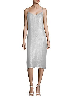 Elliot Midi Slip Dress by Privacy Please