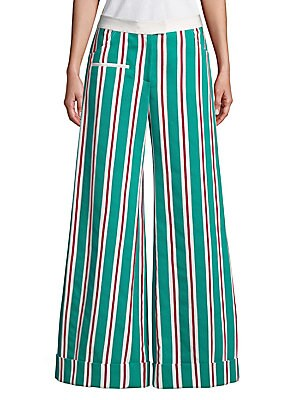 Ribbon Stripe Pants