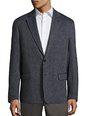Lexington Linen Blend Jacket