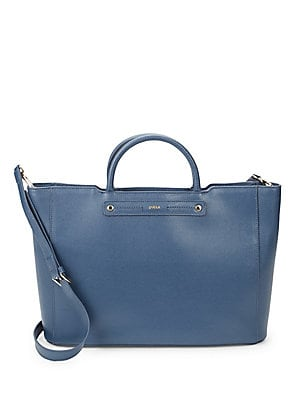 Linda Leather Tote