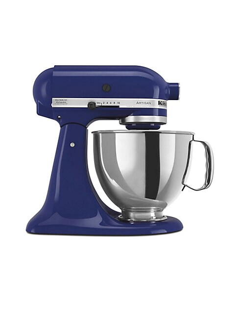 Artisan Series 325-Watt Tilt-Back Head Stainless Steel Stand Mixer