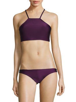 Água De Coco Two-Piece Road Jamie Bikini Set