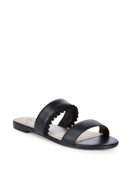 Baldwyn Fringed Slides by Splendid