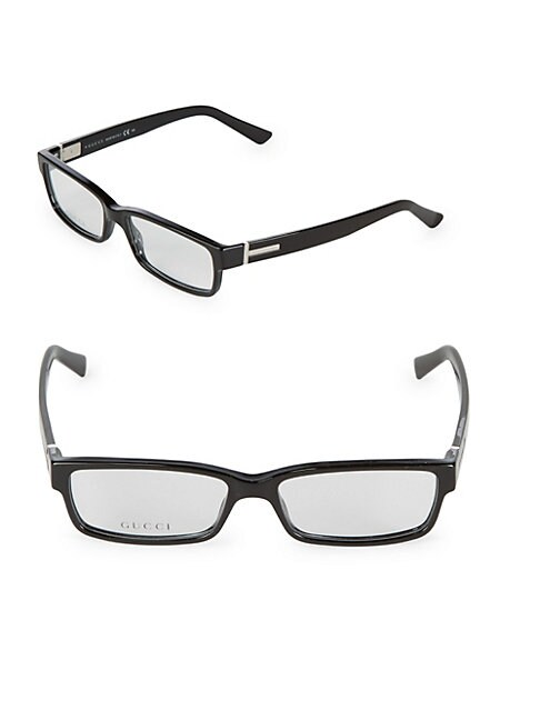 GUCCI 50MM SQUARE GLASSES