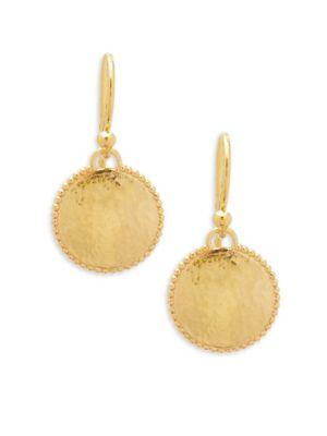 Gurhan  22K Gold Drop Earrings