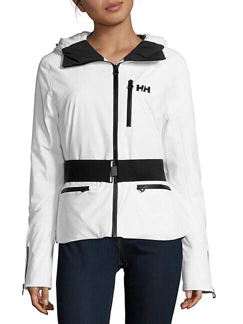 Down-Filled Winter Tech Jacket