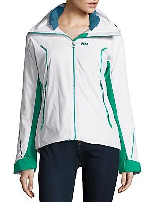 Zip-Up Winter Tech Jacket