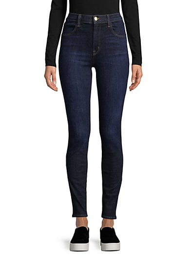 02c529baa23 J Brand Maria High-Rise Skinny Jeans ...