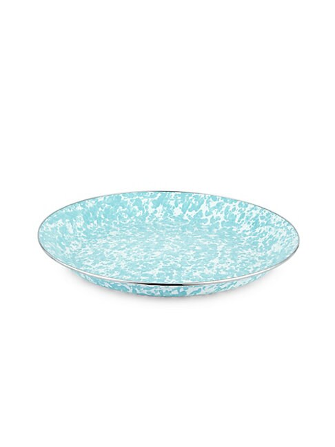 Large Swirl Serving Tray