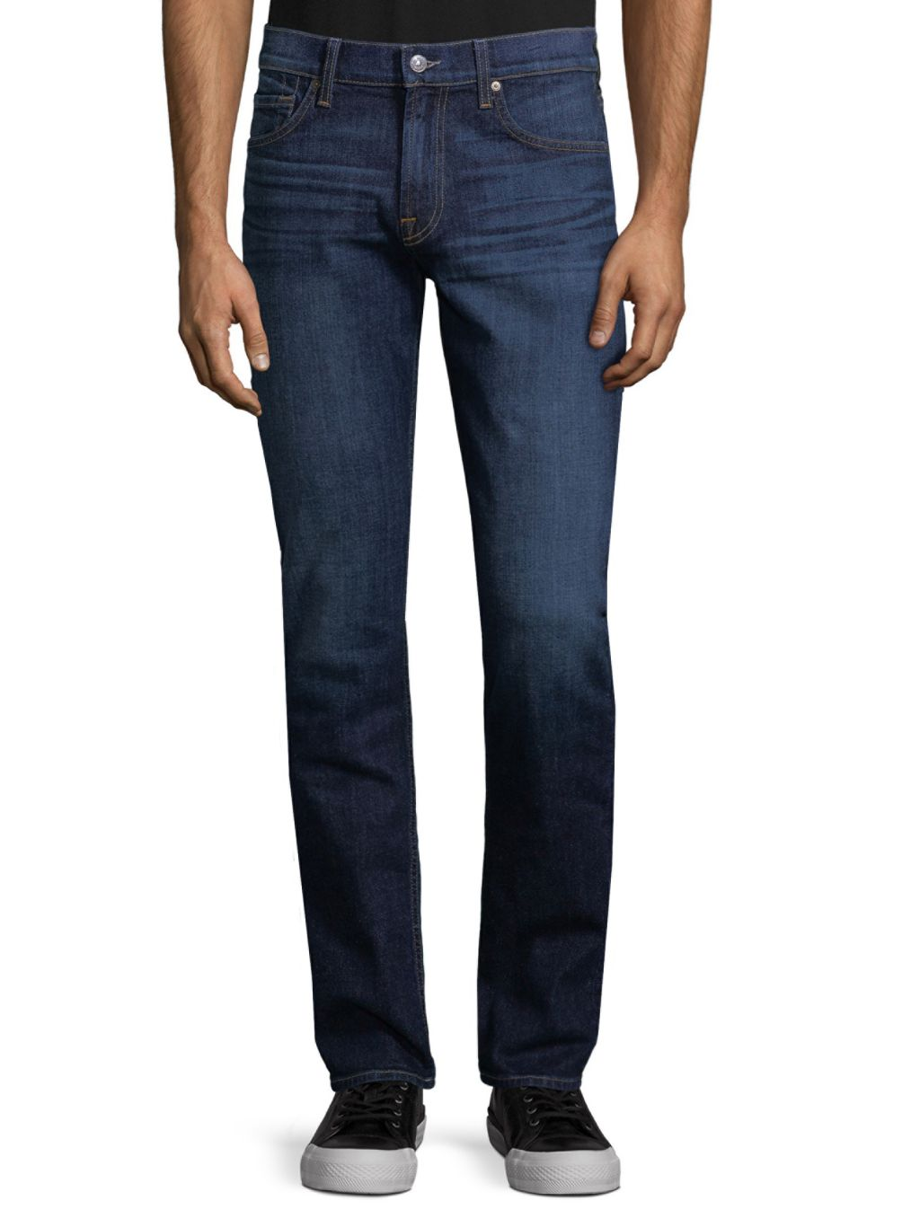7 For All Mankind Slimmy Straight-Fit Jeans