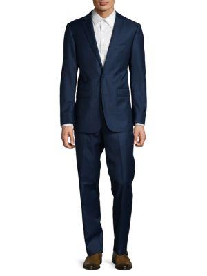 Calvin Klein  Wool Suit