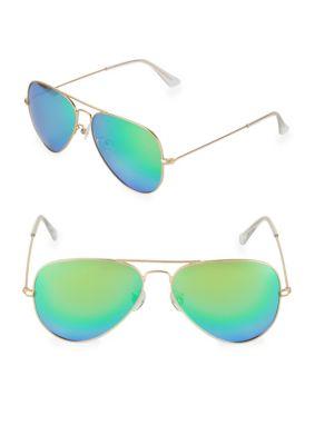 Aqs James Aviator Sunglasses