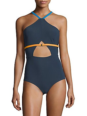 Warren One-Piece Swimsuit