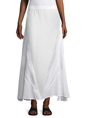 Koza Cleo Paneled Maxi Skirt