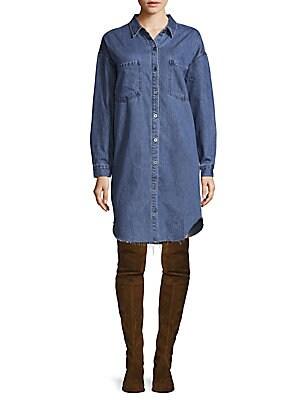 Chic Denim Dress