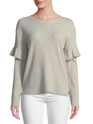 Marc New York  Textured Top